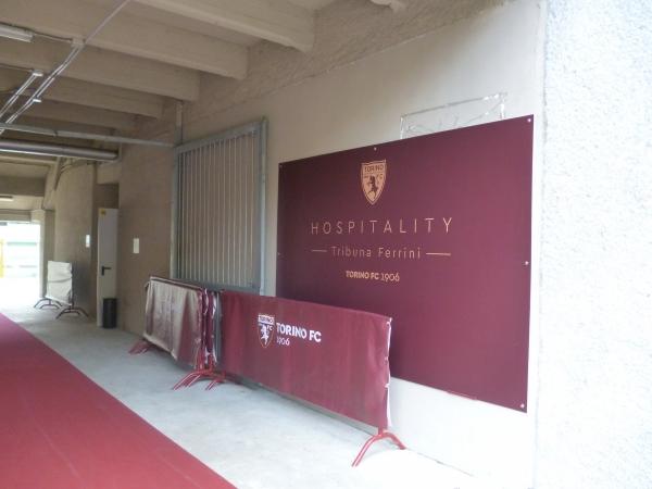 Stampa digitale personalizzata | Stadio Grande Torino