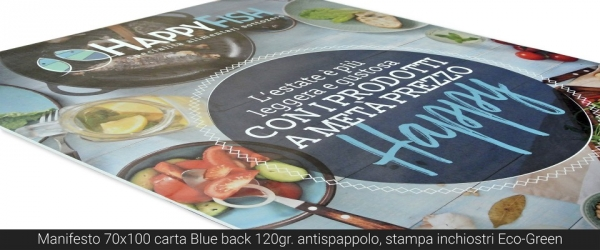 Stampa Manifesto 70x100