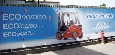 Su quali materiali stampi gli striscioni pubblicitari per la tua comunicazione?